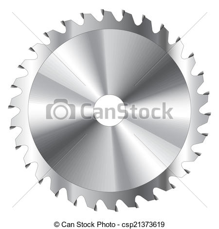 Wood Cutting Circular Saw Blade Vector    Csp21373619   Search Clipart