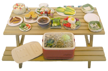 Hamper Food Clipart - Clipart Suggest