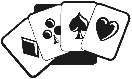 Absolutely Free Clip Art   Poker Clip Art Images   Graphics   Cards