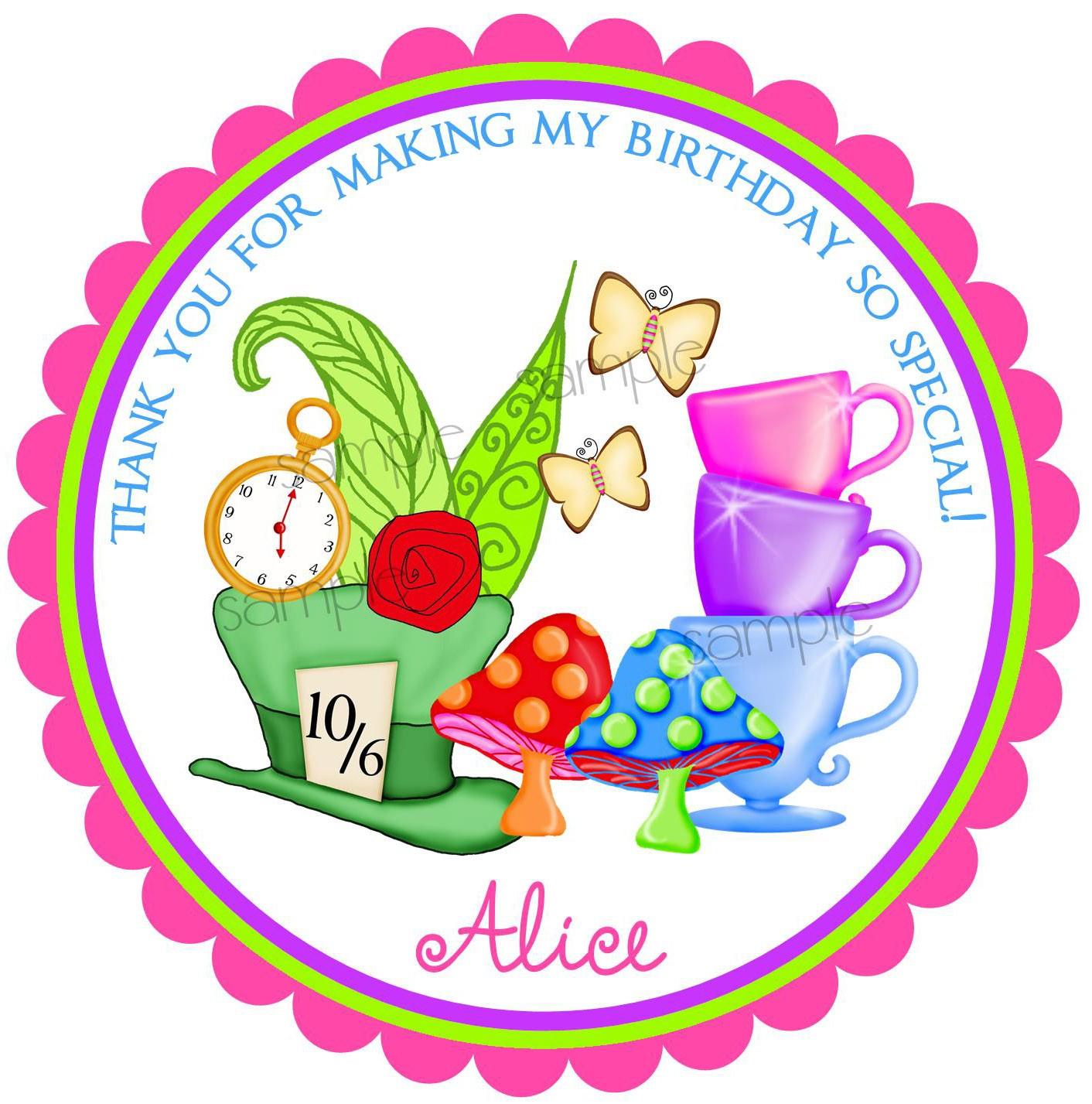 Alice In Wonderland Tea Cup Clip Art Car Tuning