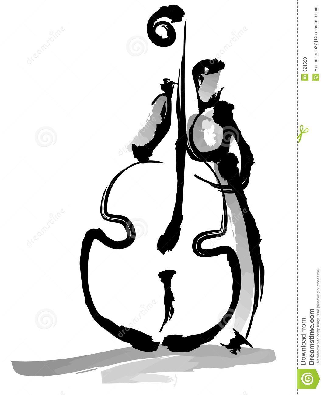 Displaying 19  Images For   String Instruments Clipart