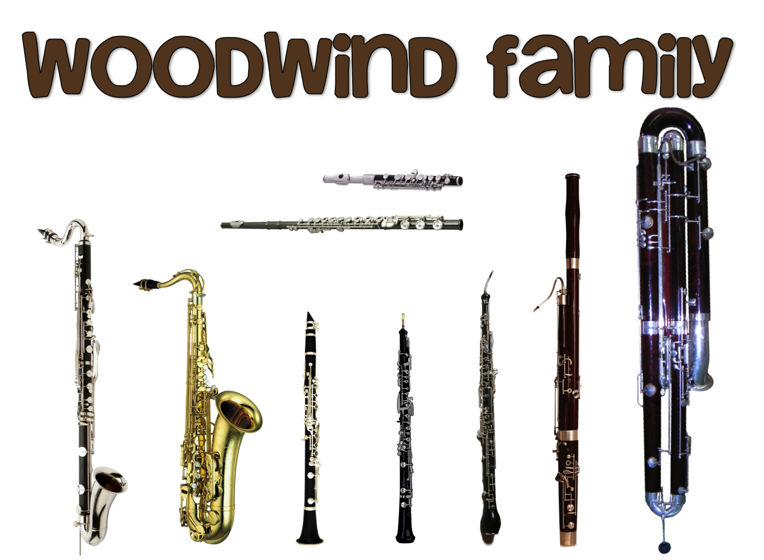 Do A Short Unit In 4th Grade Focusing On Brasses And Woodwinds