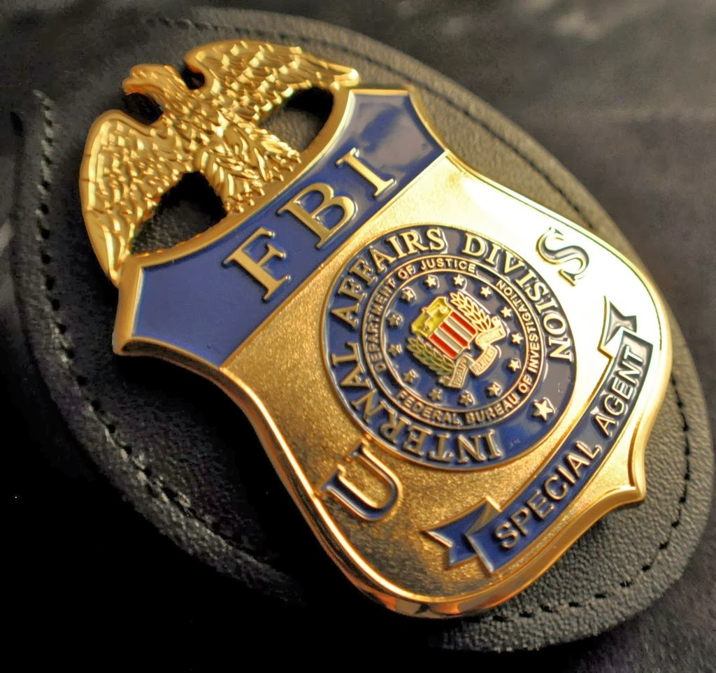 Fbi Badge Fbi Special Agent Badges