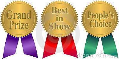 Grand Prize Ribbon Clip Art Http   Www Dreamstime Com Royalty Free