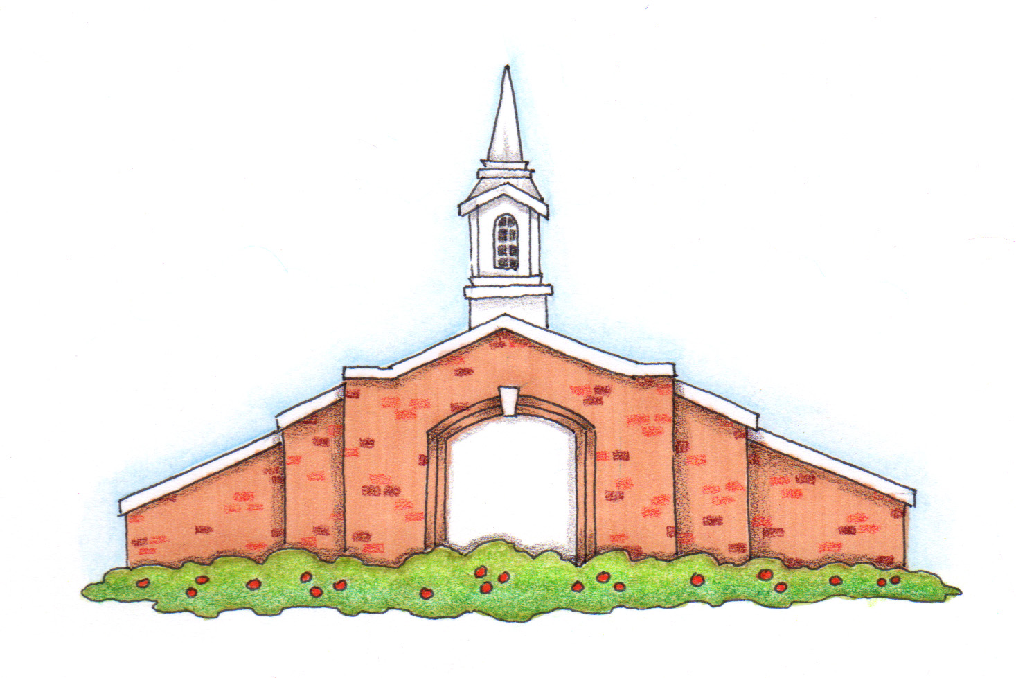 free animated church clip art - photo #43