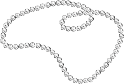 Pearl Necklace Clipart - Clipart Suggest