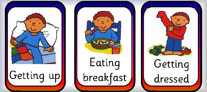The Five Senses Display Cards  Click On The Image To Download