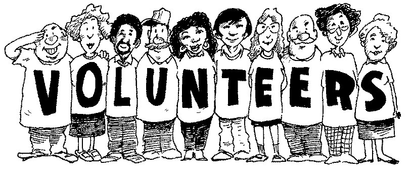 Volunteers Clipart