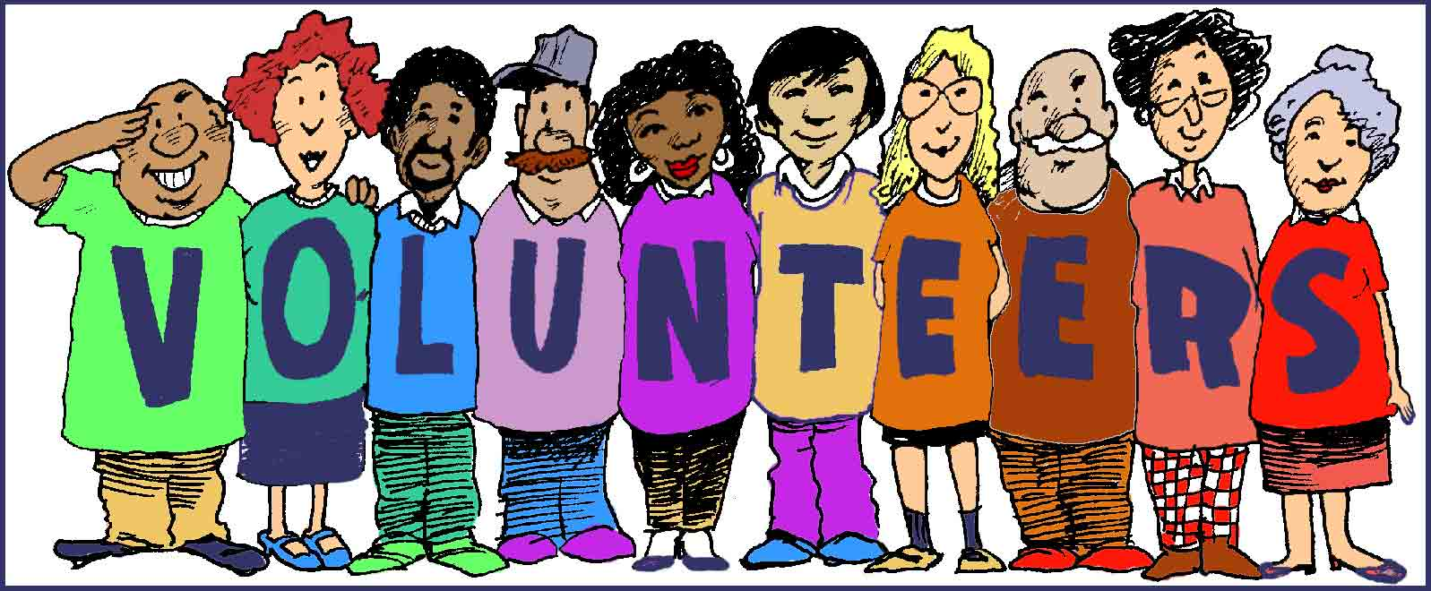 Image result for volunteers waNTED