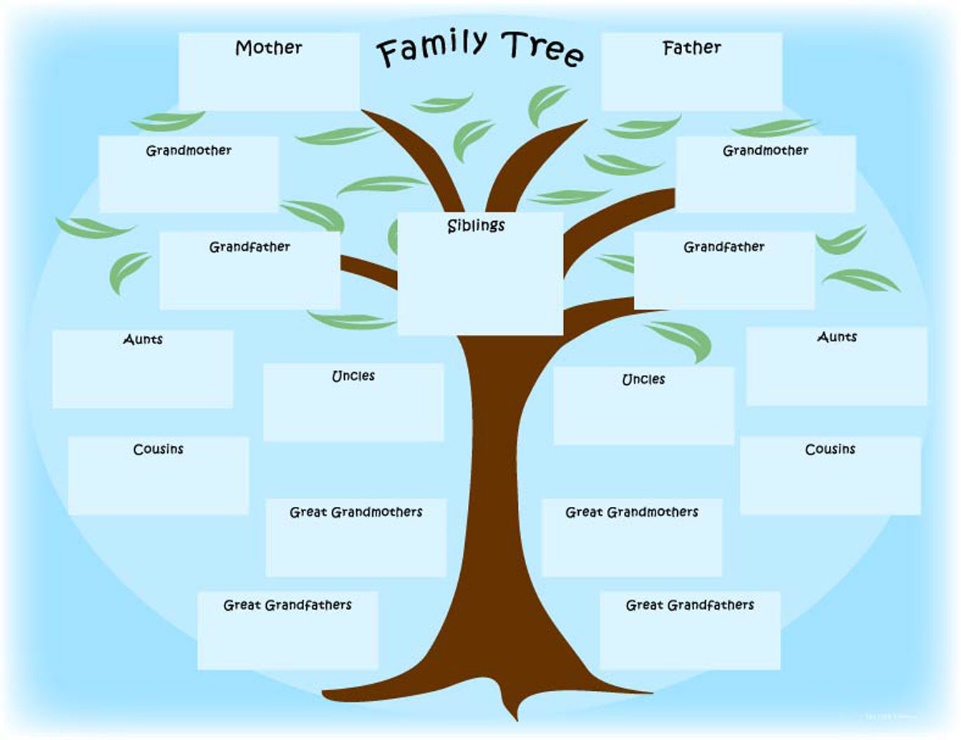 Grandparents family history lds clipart clipart suggest for Interactive family tree template