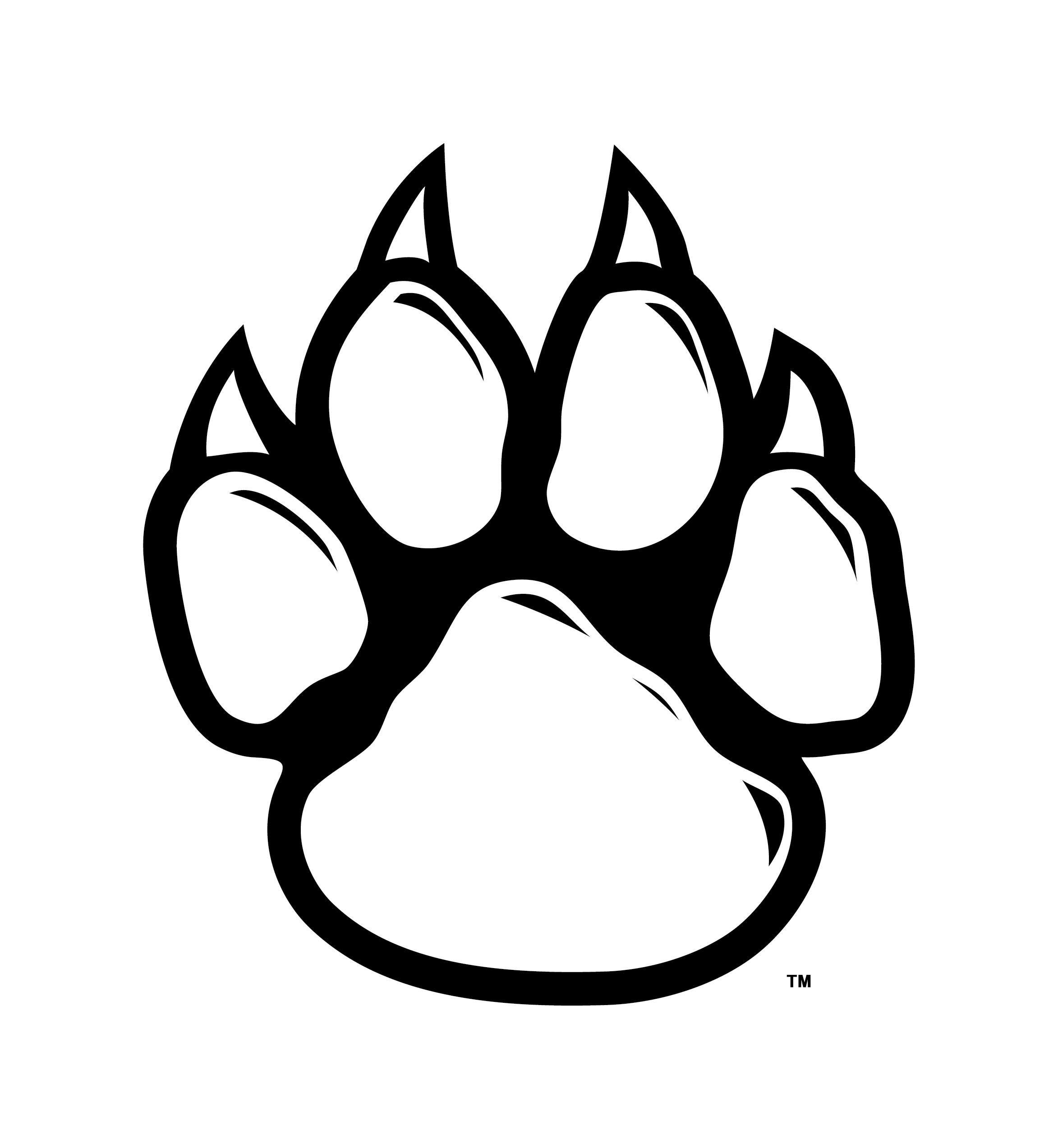 12 Paw Print Drawings Free Cliparts That You Can Download To You