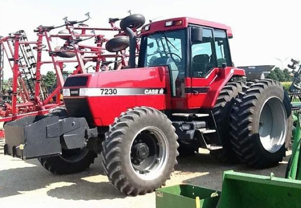 Case Ih Tractor Case Ih 7230 Tractor With