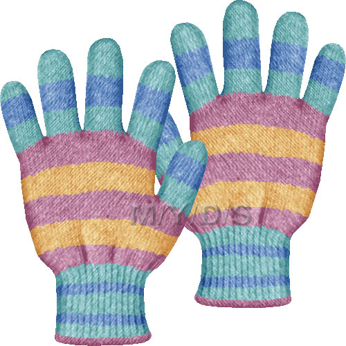 Gloves Clipart Picture   Large