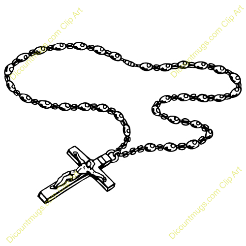 Catholic Rosary Clip Art