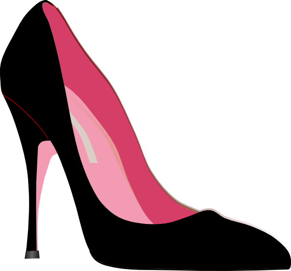 Clip Art High Heels Clipart pink high heels clipart kid heel clip art at clker com vector online royalty free
