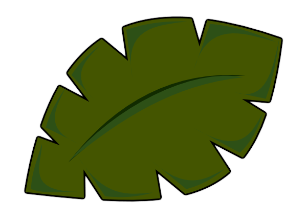 Palm Leaf Free Clipart - Clipart Kid