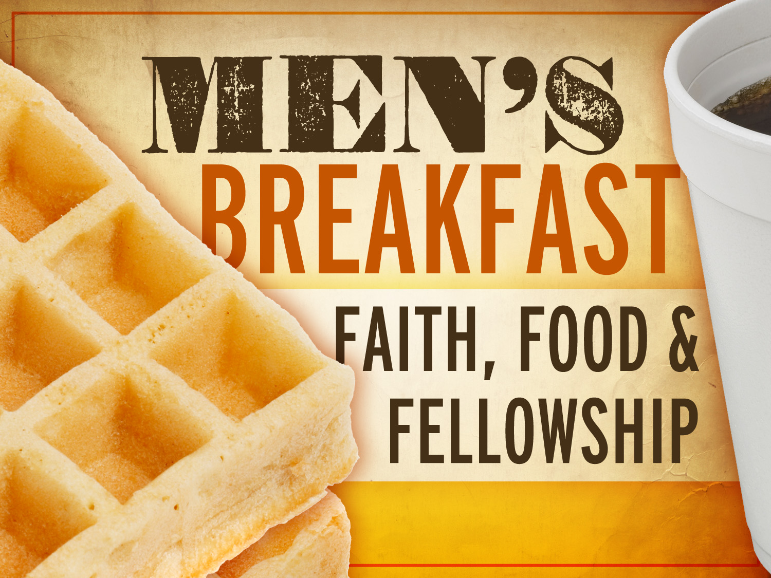 Men S Prayer Breakfast   Trinity Baptist Church