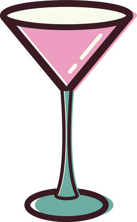 Pink Martini Drink Clip Art Pink Martini Glass Clip Art Pink Martini