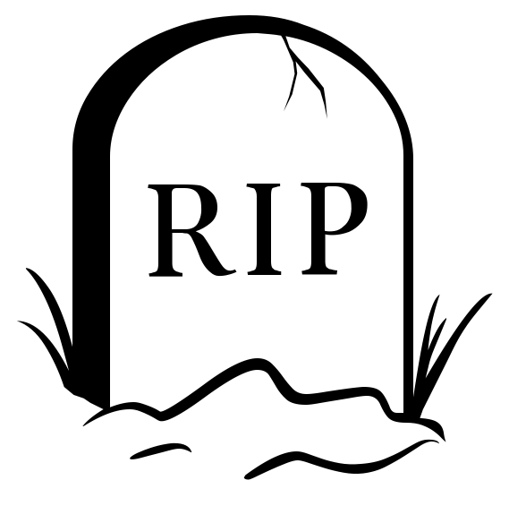 Rest In Peace   Http   Www Wpclipart Com Holiday Halloween Graveyard