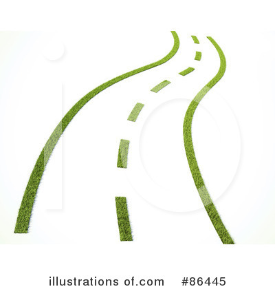 Road Clipart  86445 By Mopic   Royalty Free  Rf  Stock Illustrations