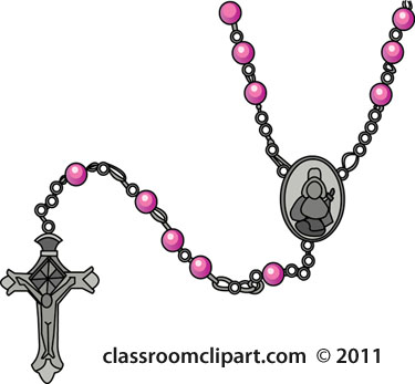 Rosary Clip Art Free Download
