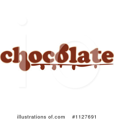 Royalty Free  Rf  Chocolate Clipart Illustration  1127691 By Yuhaizan