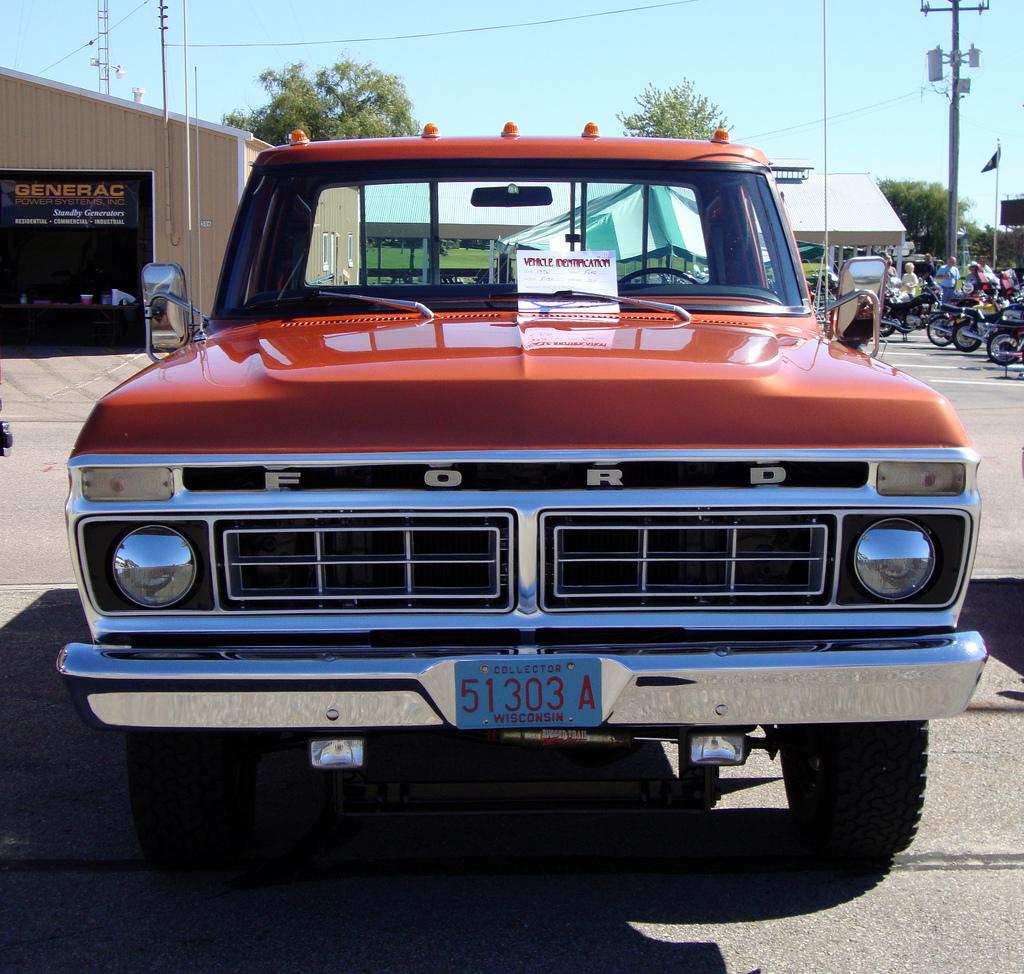 Ford F Pickup Truck Flickr Photo Sharing Sxziyt Clipart