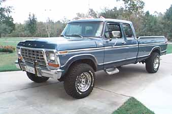 1976 Ford Truck 4x4 Clipart Clipart Suggest