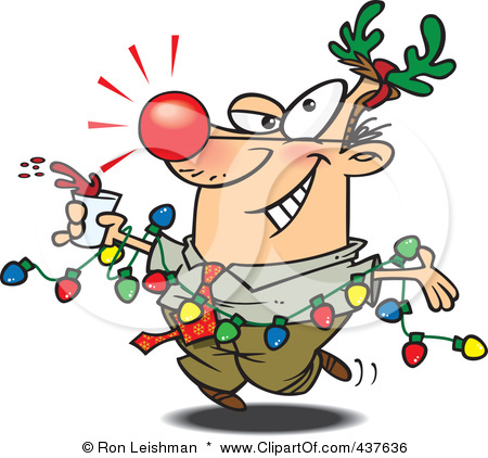 Office Christmas Party Clipart - Clipart Kid
