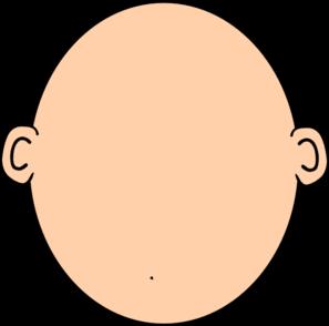 Clip Art Blank Head blank head image - clipart kid