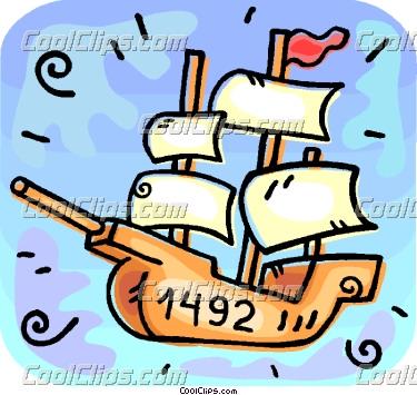 Clip Art Christopher Columbus Clipart christopher columbus ships clipart kid columbus