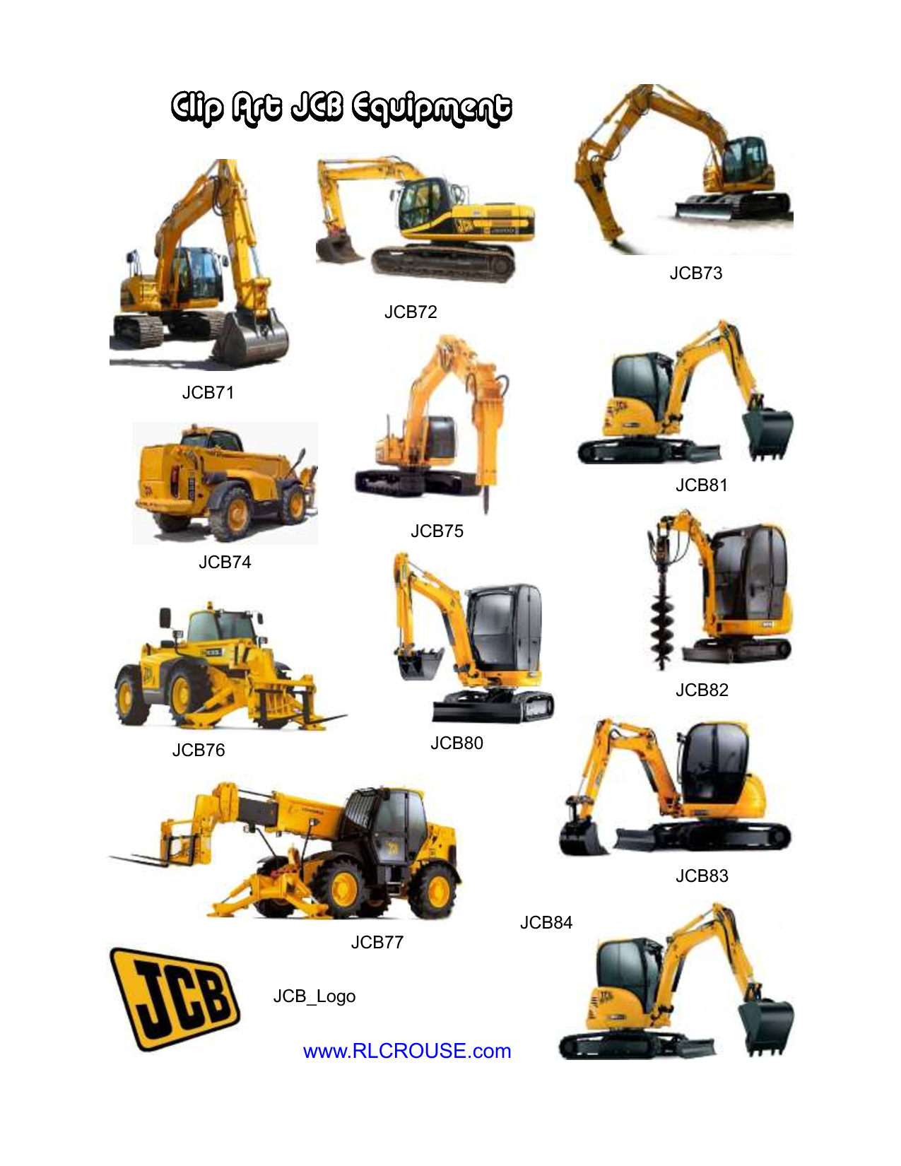 Construction Equipment Graphics Clipart   Cliparthut   Free Clipart