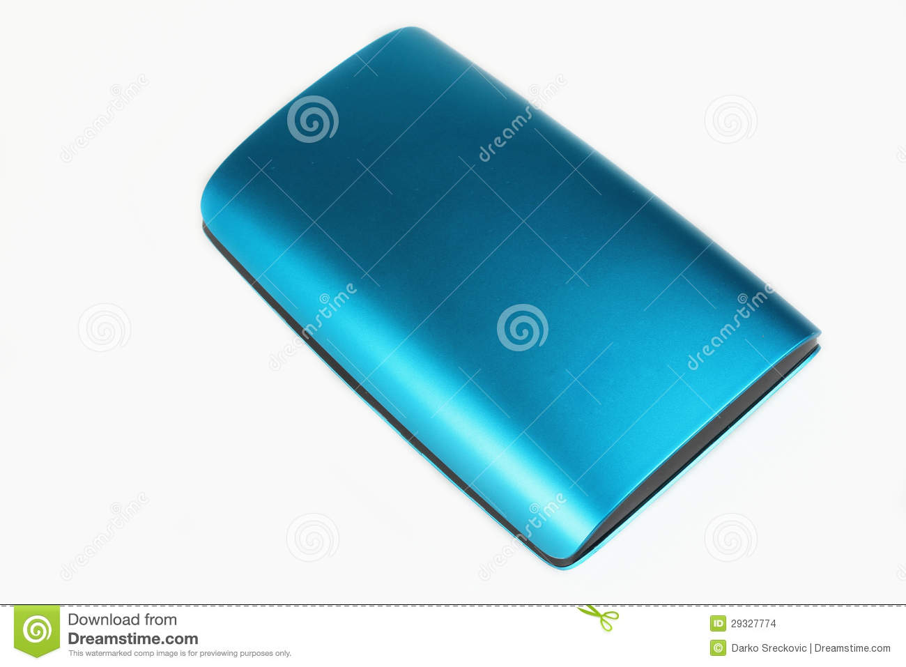 how to make image of external hard drive