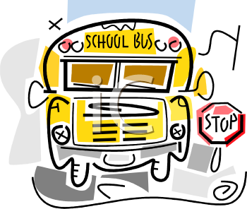 Find Clipart School Bus Clipart Image 65 Of 77