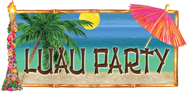 Luau Party Supplies   Discount Tropical Party Supplies