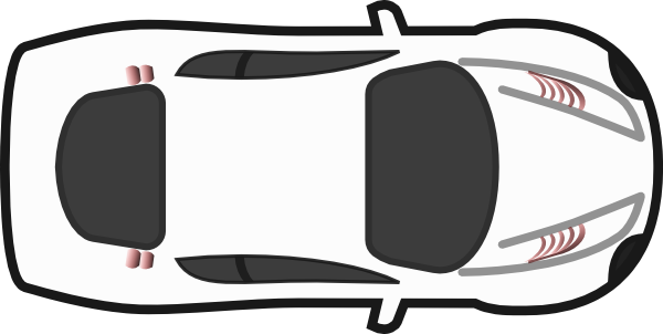 Vehicle Top View Clipart - Clipart Kid