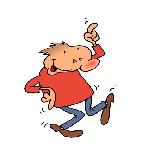 Animated Person Falling Clipart