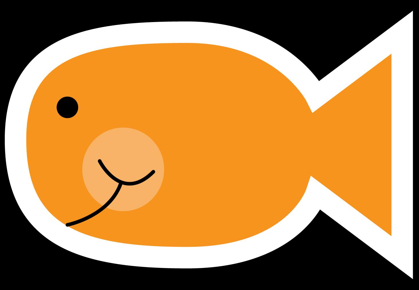 Printable Fish Clipart - Clipart Kid