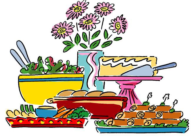 Go Back   Pix For   Potluck Lunch Clipart