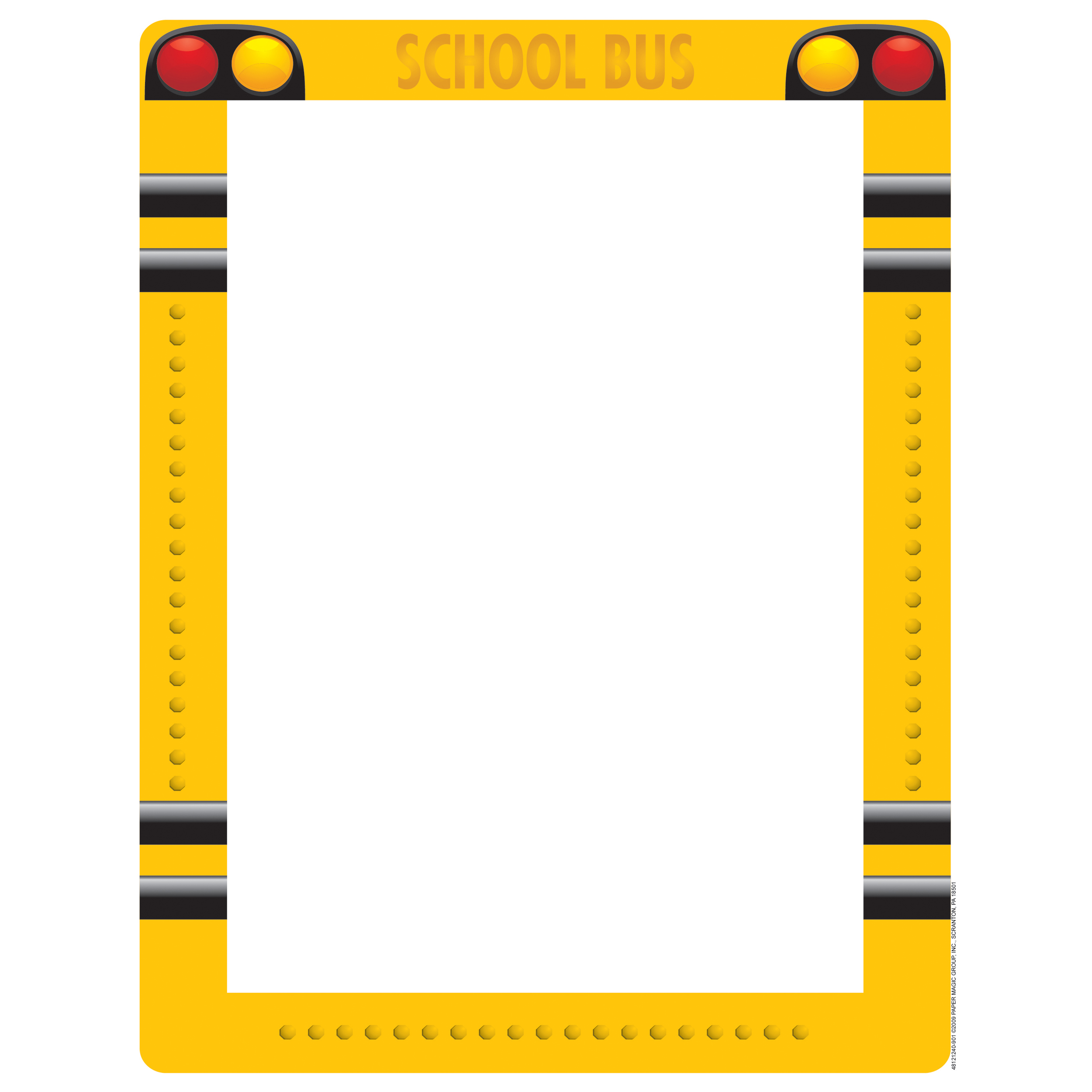 School Bus Computer Theme Paper   Eureka School