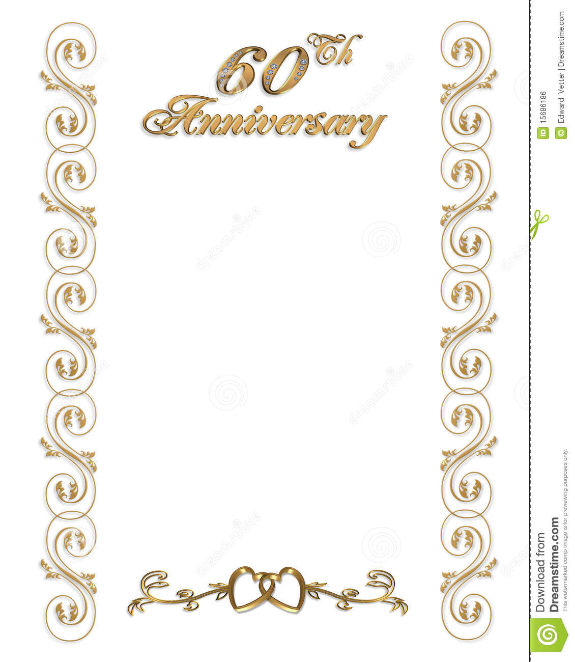 wedding anniversary elegant formal invitation template background wedding anniversary elegant formal invitation template background