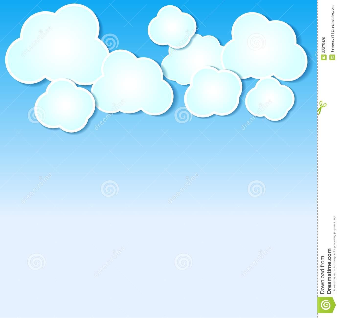 cloud wallpaper clip art - photo #9