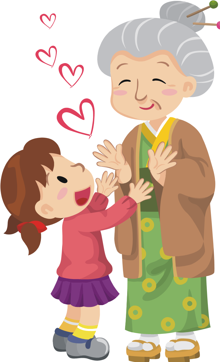 Older Lady Clipart - Clipart Kid