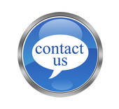 Contact Us   Clipart Graphic