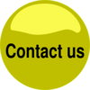 Contact Us Yellow Glossy Button Clip Art Vector