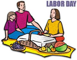 Family Picnic Clip Art Http   Www Gifs Cc Laborday 2 Shtml