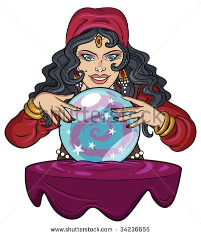 Fortune Teller Crystal Ball Clipart - Clipart Suggest Crystal Ball Fortune Teller