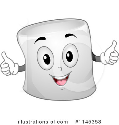 Clip Art Marshmallow Clipart marshmallows black and white clipart kid go back gallery for roasting white