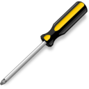 And Screwdriver Icon Clipart   Royalty Free Public Domain Clipart