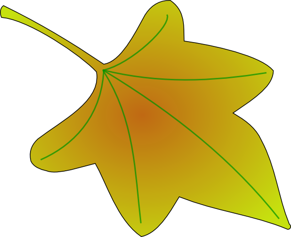 Animated Leaves Clipart